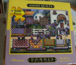 Amish puzzle by Dowdle Folk Art---click to enlarge . . .