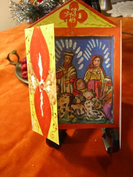 contemporary Peruvian Folk Art for UNICEF