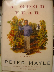 A Good Year Peter Mayle 002