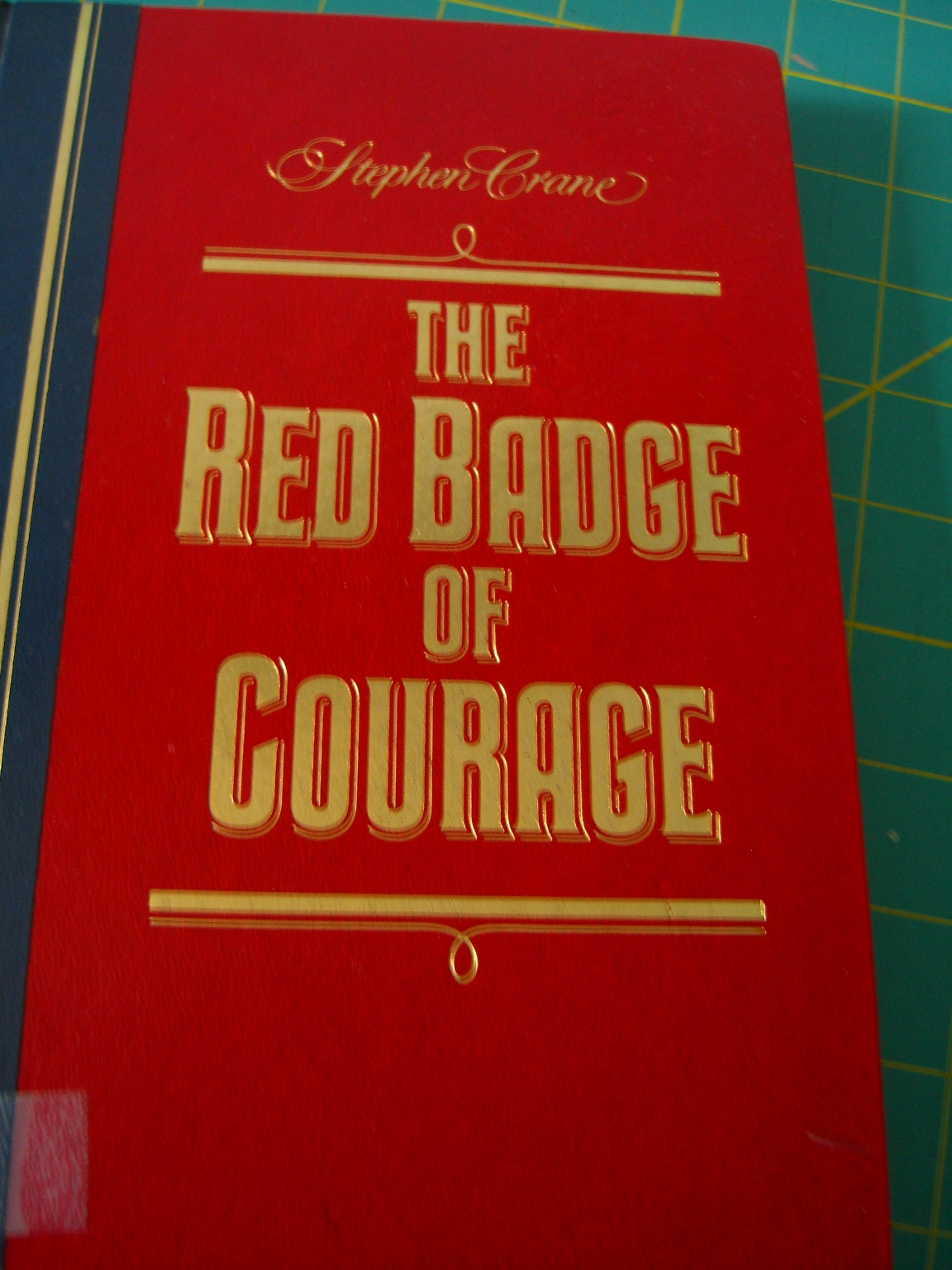 "the role of nature in the red badge of courage by crane Narrative frames which form stephen crane's the red badge of courage: an   function: ""the importance of the prestructure is to create the boundaries which  define,  by nature, the audience prestructure, or the ""frame of the reader's belief ."