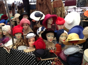 at the Greenwich Market©booksandbuttons