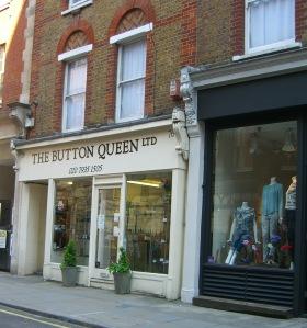 The Button Queen, 76 Marylebone Lane, London