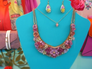 necklace, etc from Accessorize