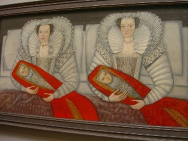 The Chalmondeley Ladies at Tate Britain