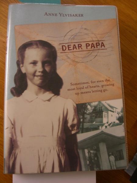 London 6 Dear Papa x