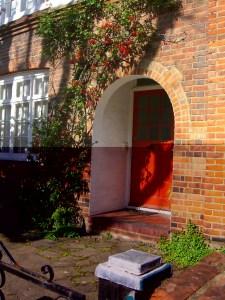 London doorway