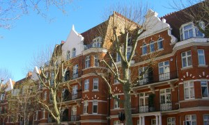 London mansions