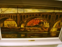 """""""Schuylkill Bridge"""" by Giovanni Martino"""