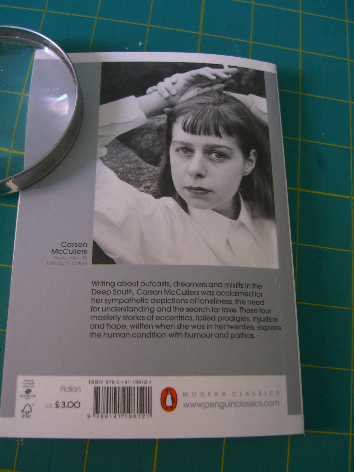 The Spiritual Isolation of Carson McCullers – An Interview with Nick Norwood – part 1 of 3