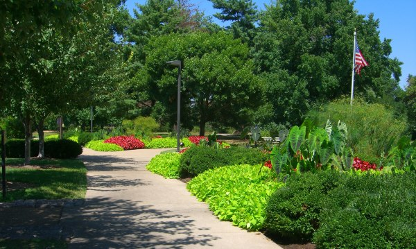 Forrest Park St. Louis MO