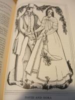 illustration by John Austen in David Copperfield.