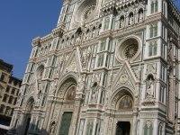 Piazza de Duomo, Florence Italy