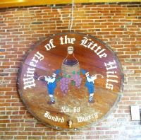 restaurant in St. Charles MO--Winery of the Little Hills