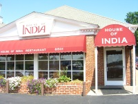 House of India St. Louis MO