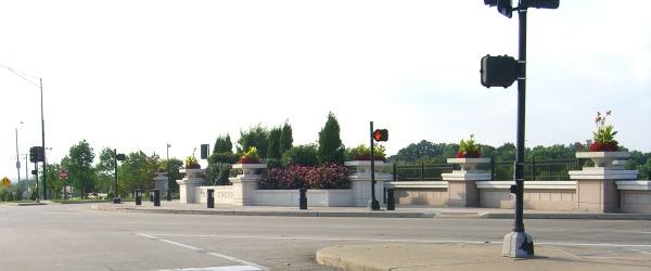 new Creve Coeur intersection St. Louis MO