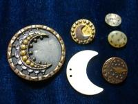 night sky buttons ©booksandbuttons