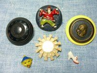 miscellaneous buttons ©booksandbuttons