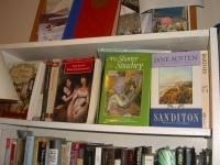 an inviting Austen arrangement ©booksandbuttons