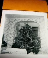 Christmas Tree 1953 click to enlarge ©booksandbuttons