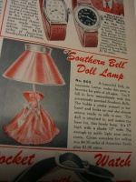 a real lamp for your bedroom! ©booksandbuttons