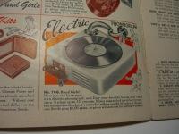 OMG! a phonograph! ©booksandbuttons